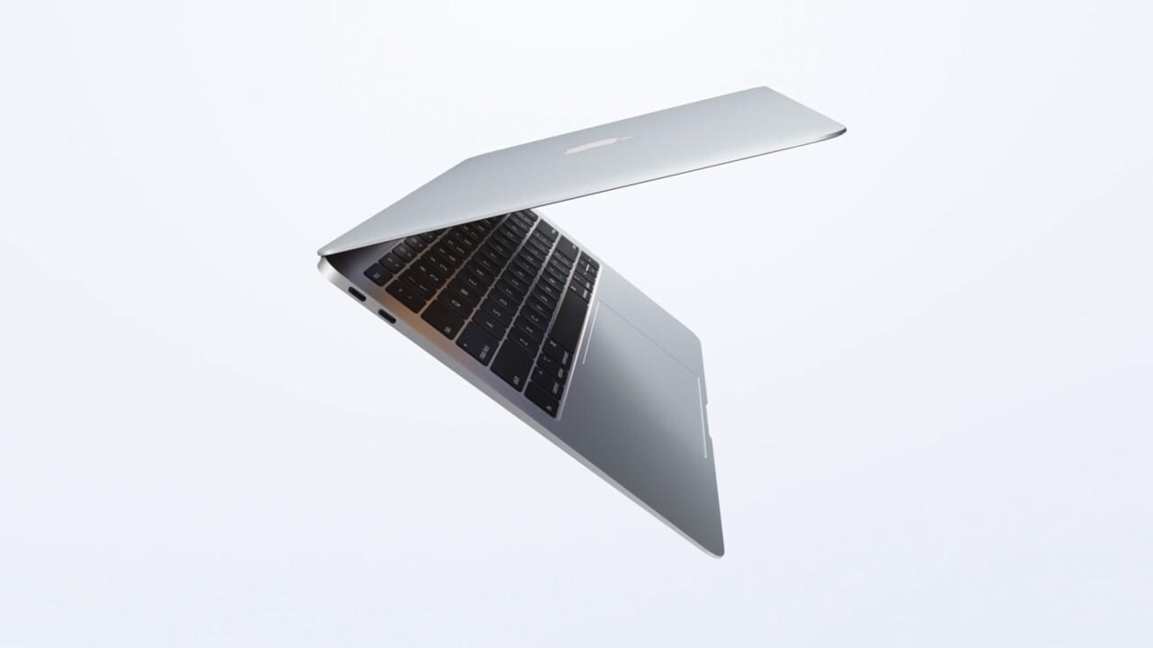 MacBook Air 2018: Apple tauscht in Einzelfällen die Hauptplatine aus