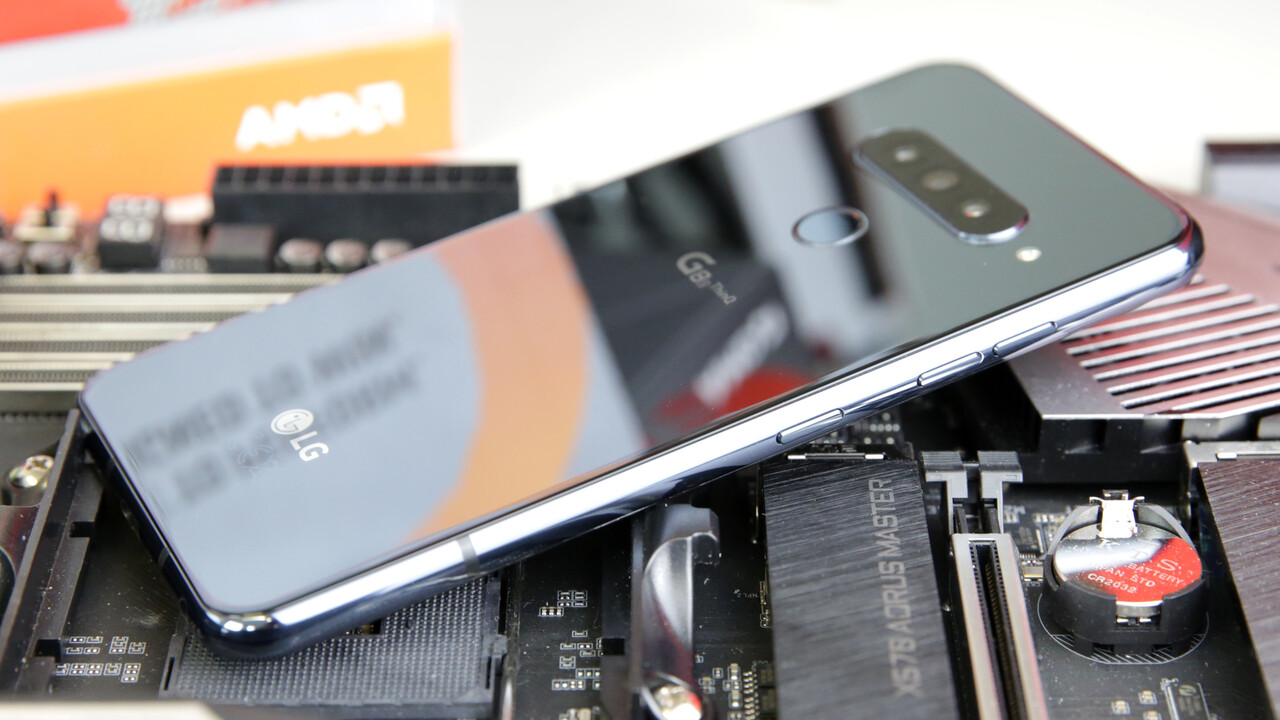 LG G8s im Test: Comeback-Versuch mit einem TV-Deal