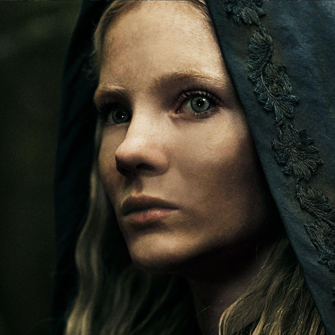 Freya Allan als Cirilla Fiona Elen Riannon von Cintra