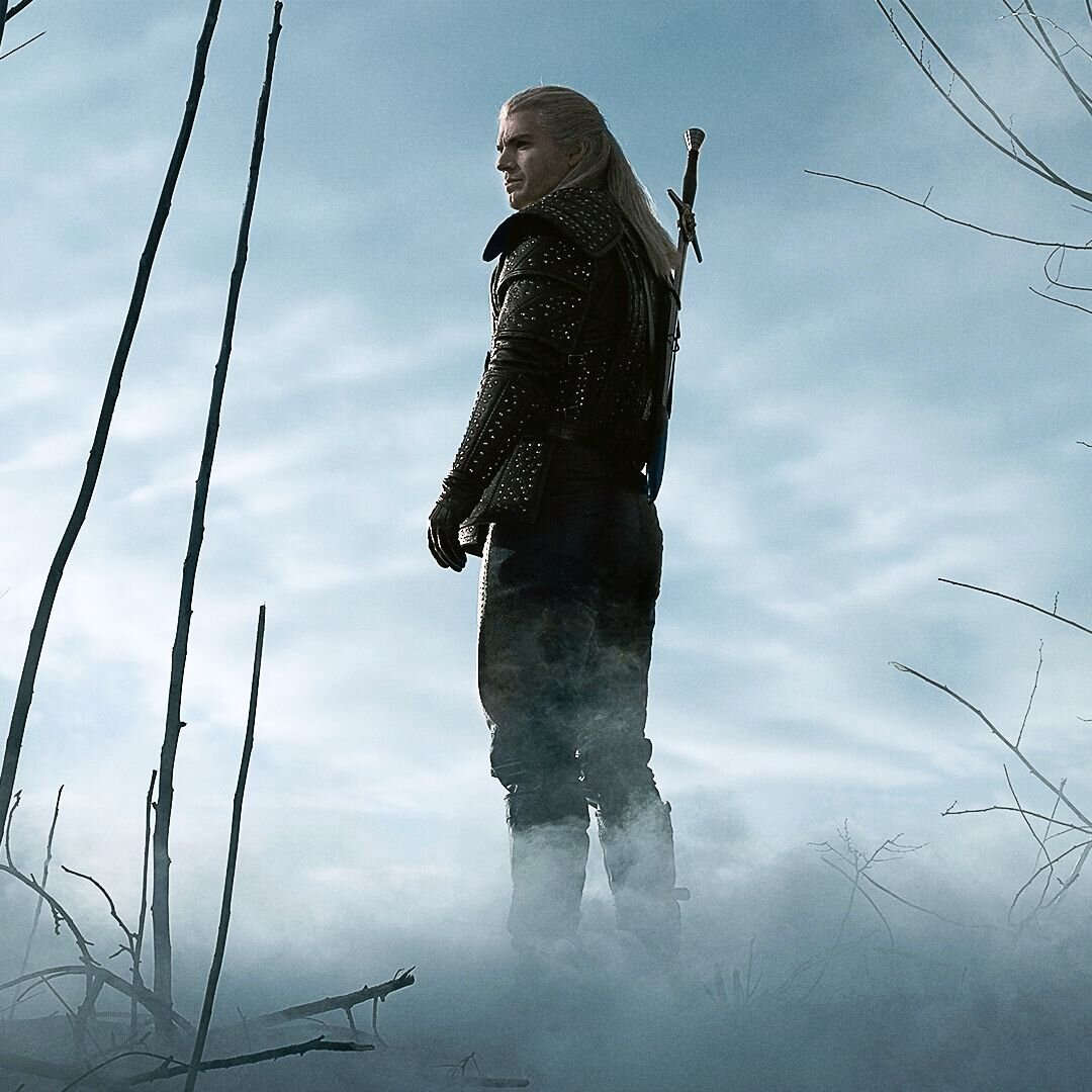 Henry Cavill als Geralt von Riva