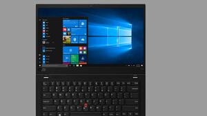 Lenovo: Neues ThinkPad X1 G7 ist ohne Vor-Ort-Service günstiger