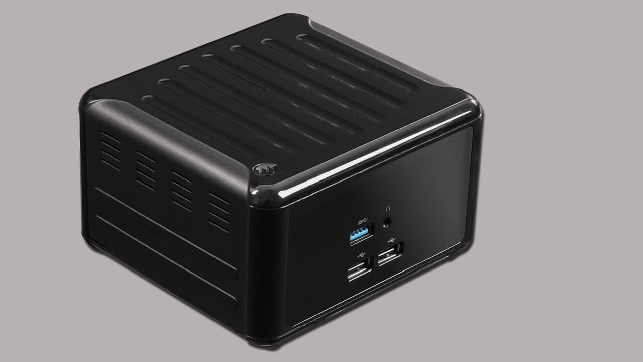 ASRock 4X4 BOX-R1000: NUC-Alternative mit AMD Ryzen Embedded