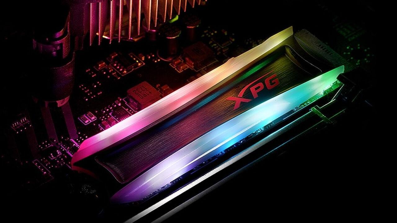 Adata & Lite-On: NVMe-SSDs mit >3 GB/s im RGB‑Kleid oder nackt