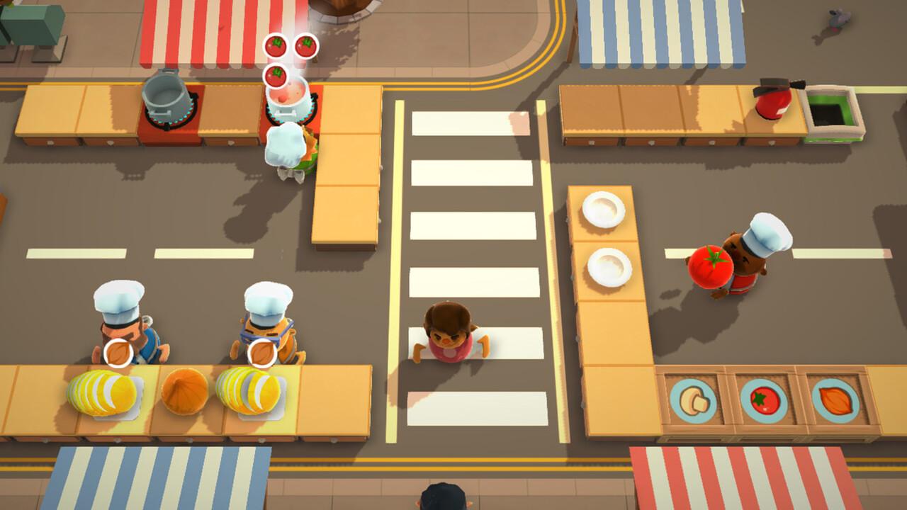 Gratisspiel: Epic Games verschenkt Overcooked