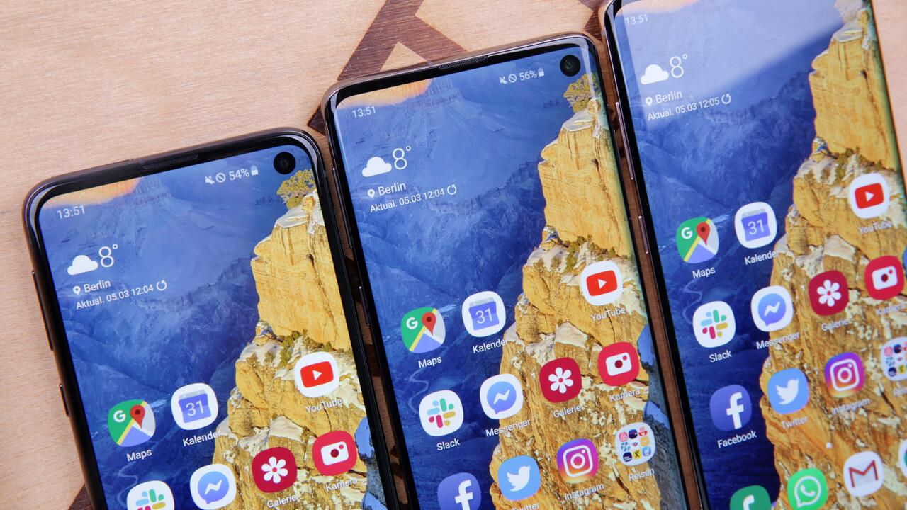 """Australische Behörde: Klage gegen Samsung wegen """"wasserdichter"""" Smartphones"""