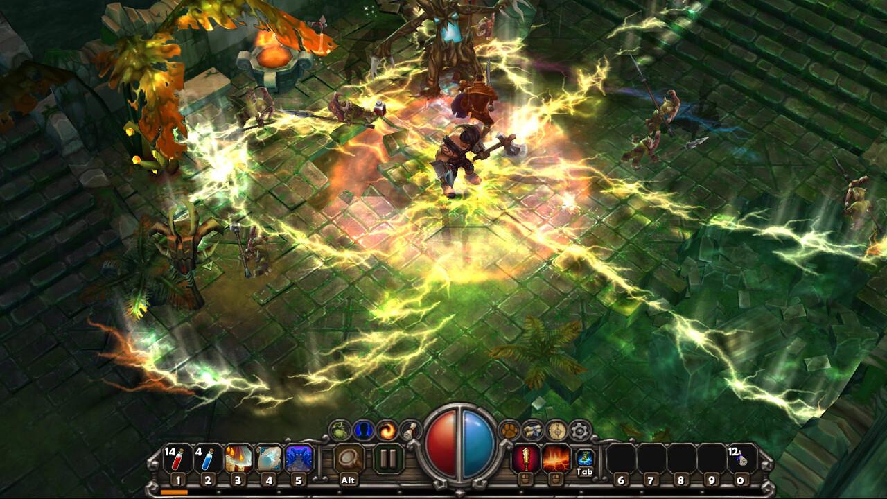 Gratisspiel: Epic Games verschenkt Torchlight