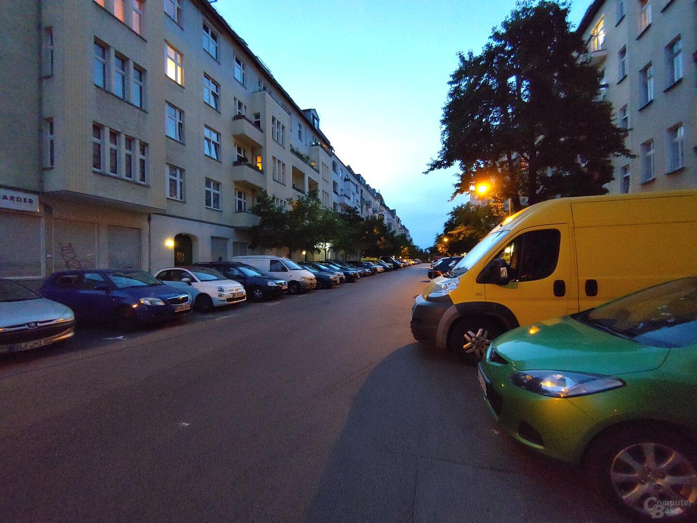 LG G8s (Nachtanblick Maximum) (f/2.4, 1/10s)