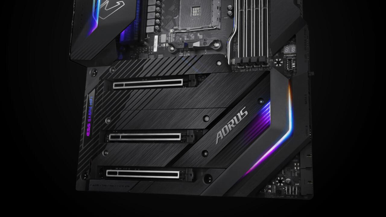 X570-Mainboards: Gigabyte von Mini-ITX bis zum lüfterlosen Xtreme