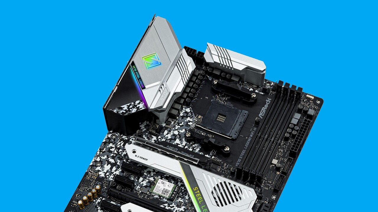 ASRock X570 motherboard: 9 boards in ATX and ATX motherboard for