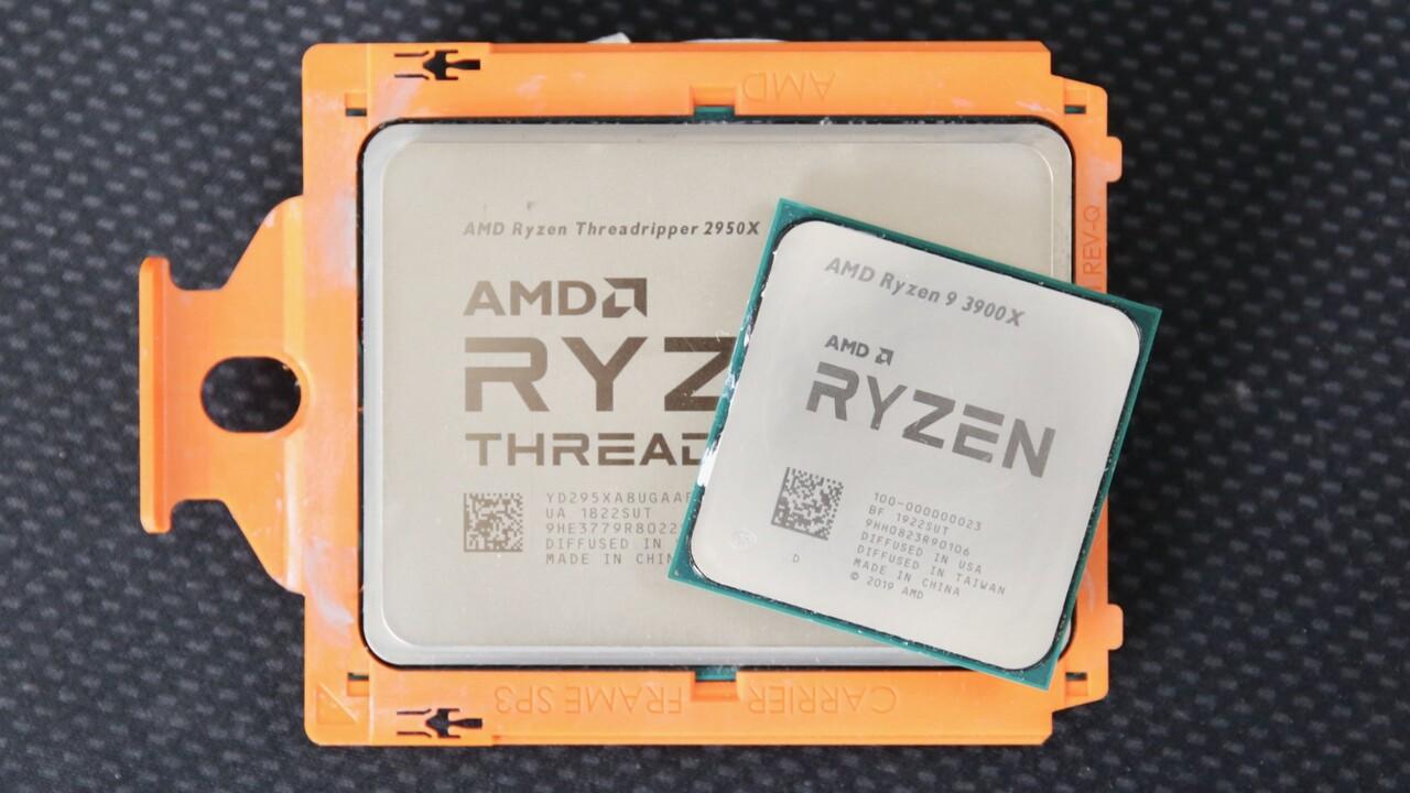 Nach Ryzen-3000-Start: 12-Kern-Threadripper 2920X fällt 190 Euro im Preis