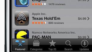 10 Jahre App Store: Apple feiert Jubiläum mit Rückkehr von Texas Hold'em