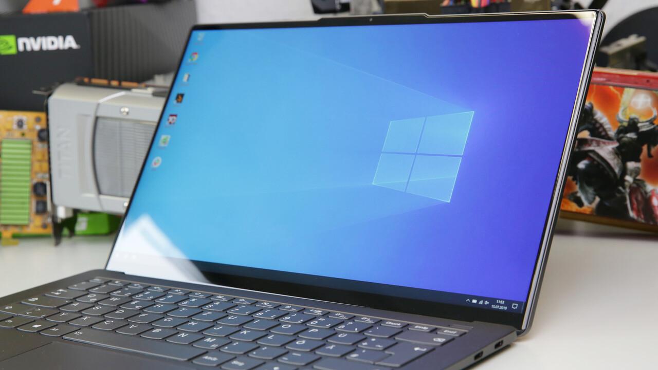 Yoga S940 im Test: Lenovos schönstes Consumer-Notebook mit Killer-Display