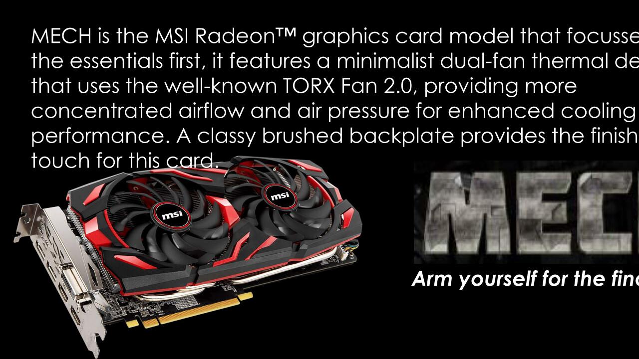 Radeon RX 5700 (XT): Sieben Custom-Karten von MSI geplant