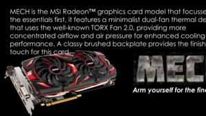 Radeon RX 5700 (XT): Acht Custom-Karten von MSI geplant
