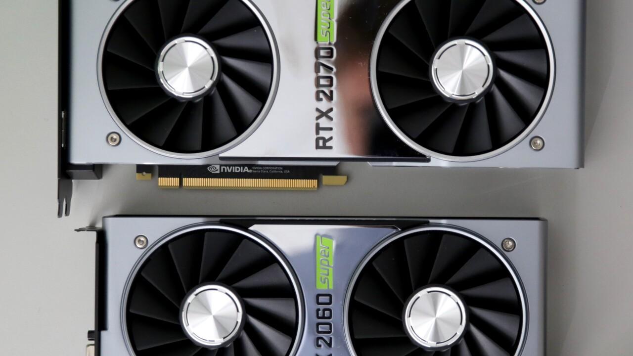 GeForce 431.36 WHQL: Offizieller Treiber für die neuen Super-Modelle