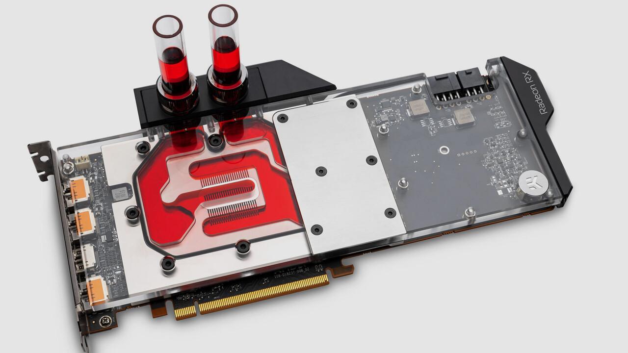 GPU-Kühler: Alternativen mit Luft und Wasser für Radeon RX 5700
