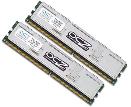 DDR2 SDRAM von OCZ mit Timings 3-2-2-8