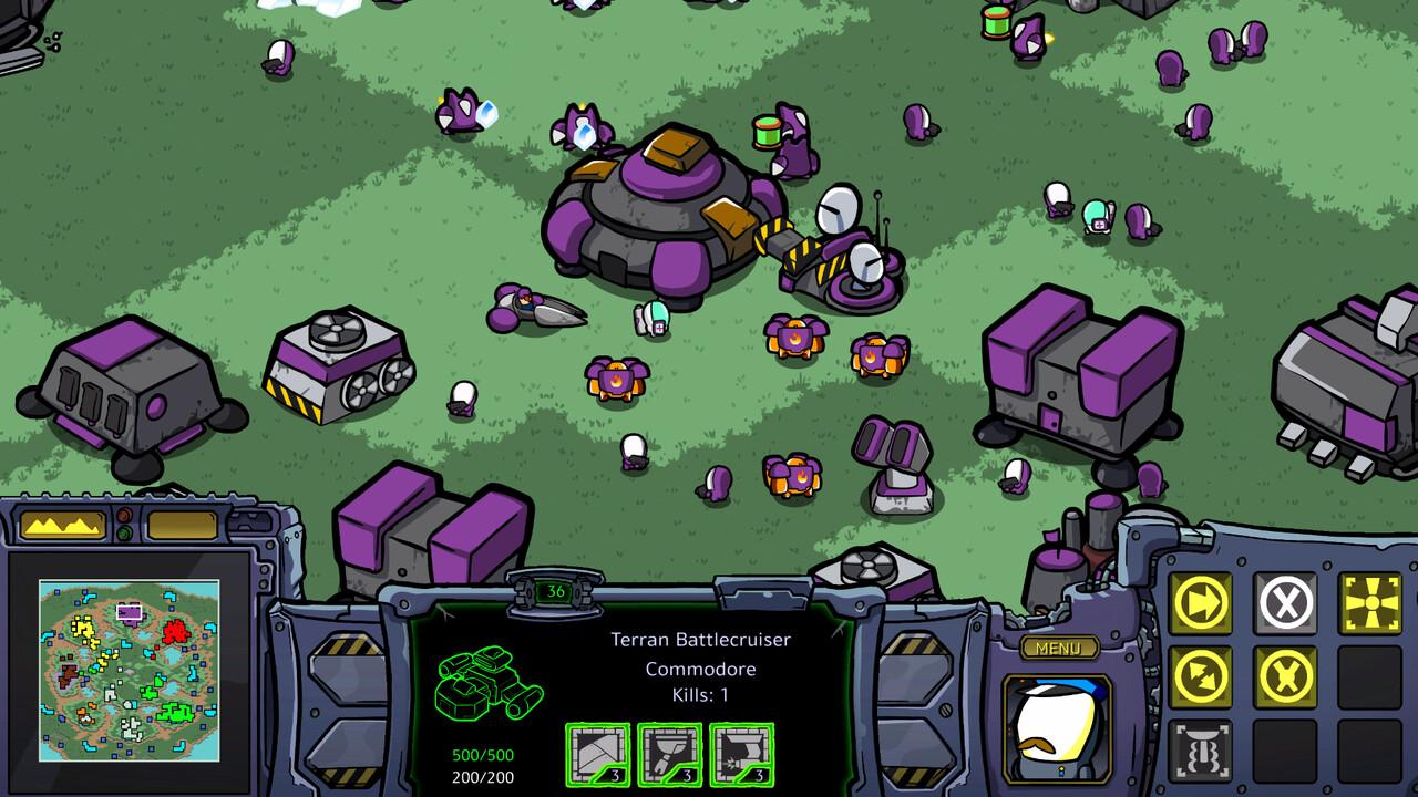 StarCraft: Cartooned: Comic-Mod bittet doppelt zur Kasse