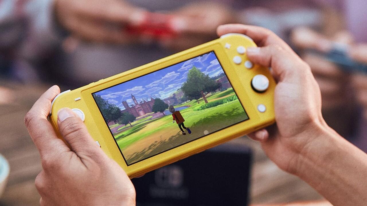 Nintendo Switch Lite: Günstigerer Handheld-Ableger kommt im Herbst
