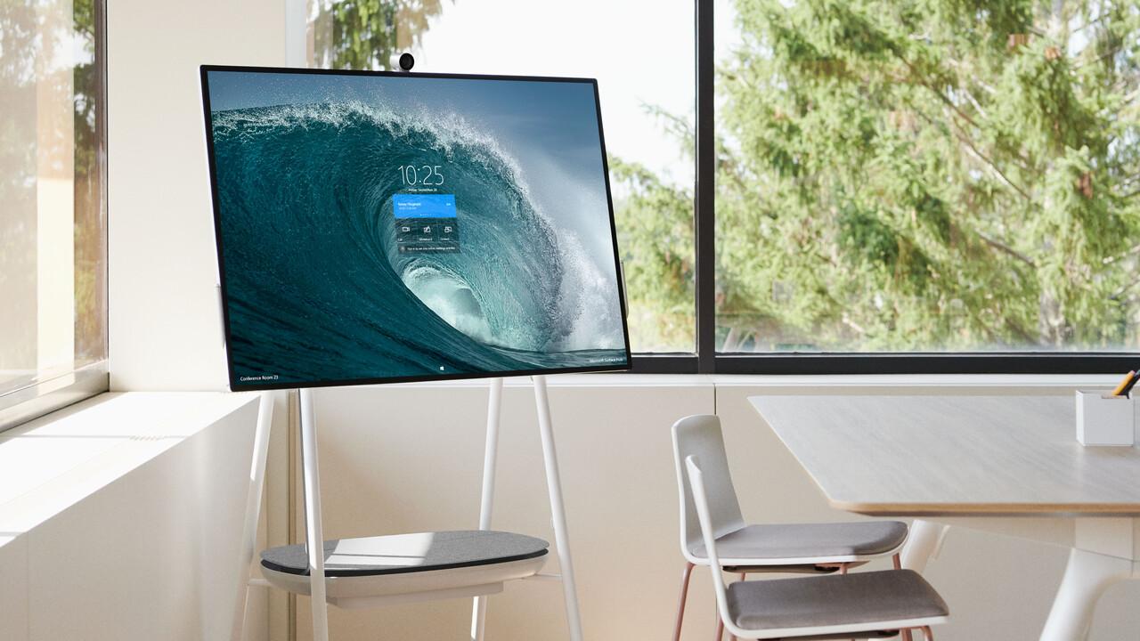 Microsoft: Surface Hub 2S kommt zur IFA nach Deutschland