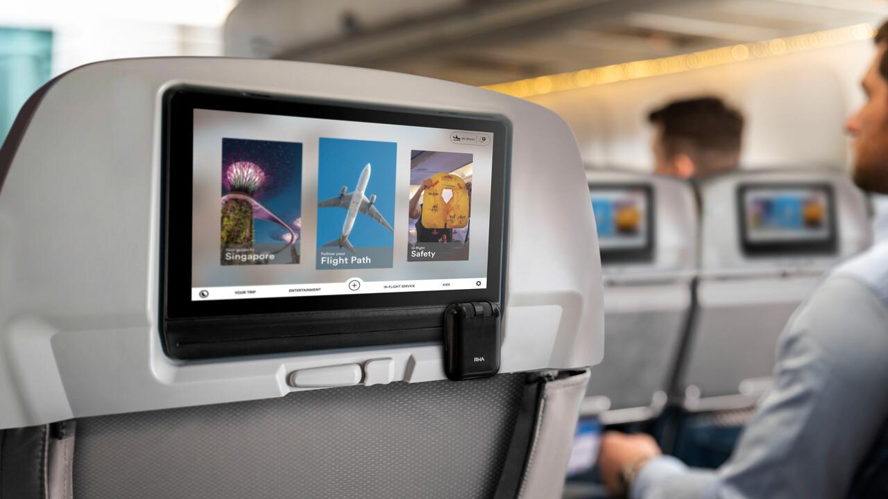 Wireless Flight Adapter: RHA stattet jedes Flugzeug-IFE mit Bluetooth aus