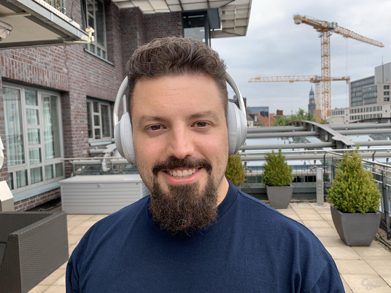 Bose Noise Cancelling Headphones 700 ausprobiert