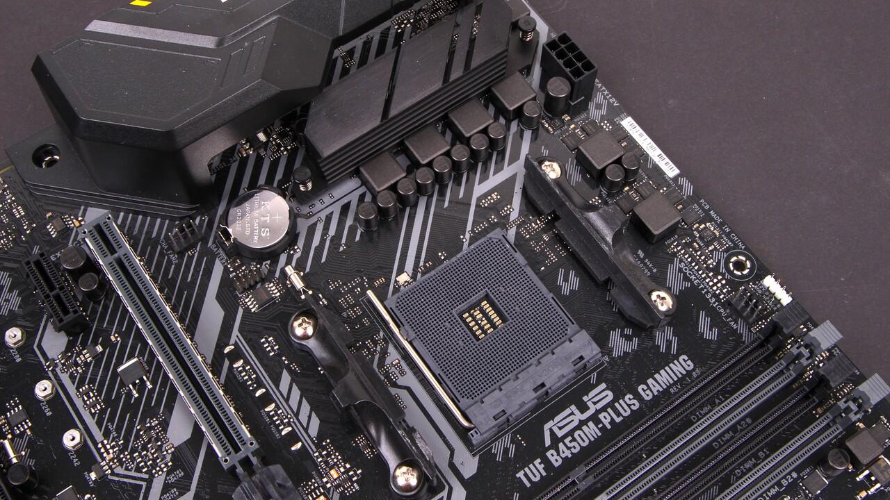Ryzen 3000: Asus schaltet PCIe 4.0 für X470- und B450-Boards frei