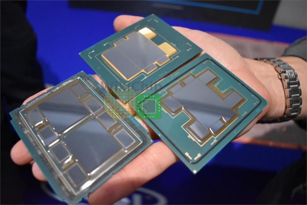 Intel-Package mit multiplen Dies