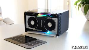 LZ7 TDX: Mehr Platz im Mini-ITX-Gehäuse auch als Aufrüstoption