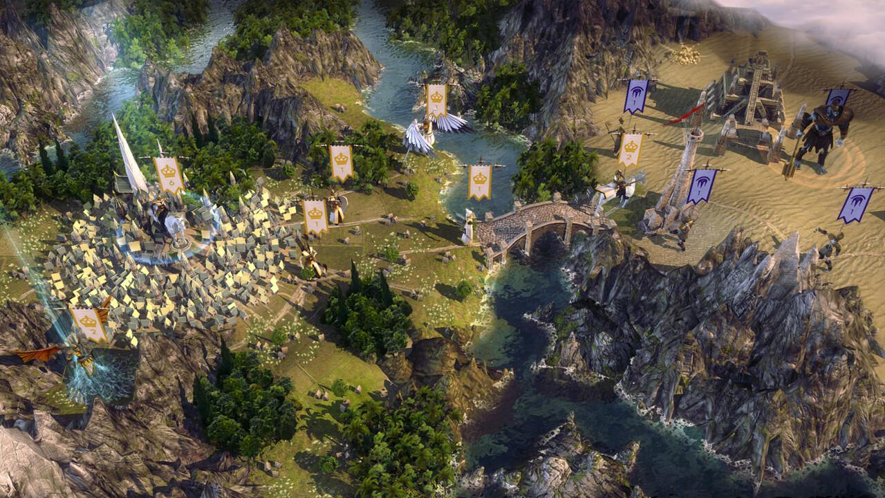 Gratisspiel: Age of Wonders 3 kostenlos auf Steam