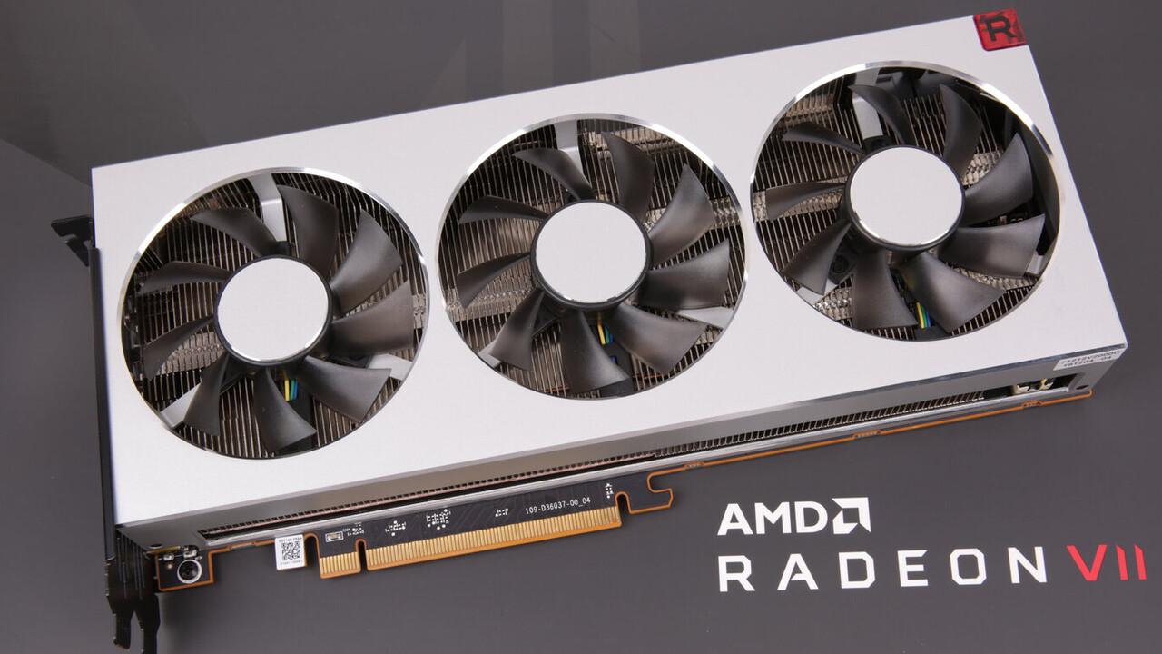 Radeon VII End-of-Life: Gerüchte sehen die erste 7-nm-GPU bereits vor dem Aus