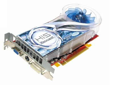 HIS Radeon X800 XT für PCI Express
