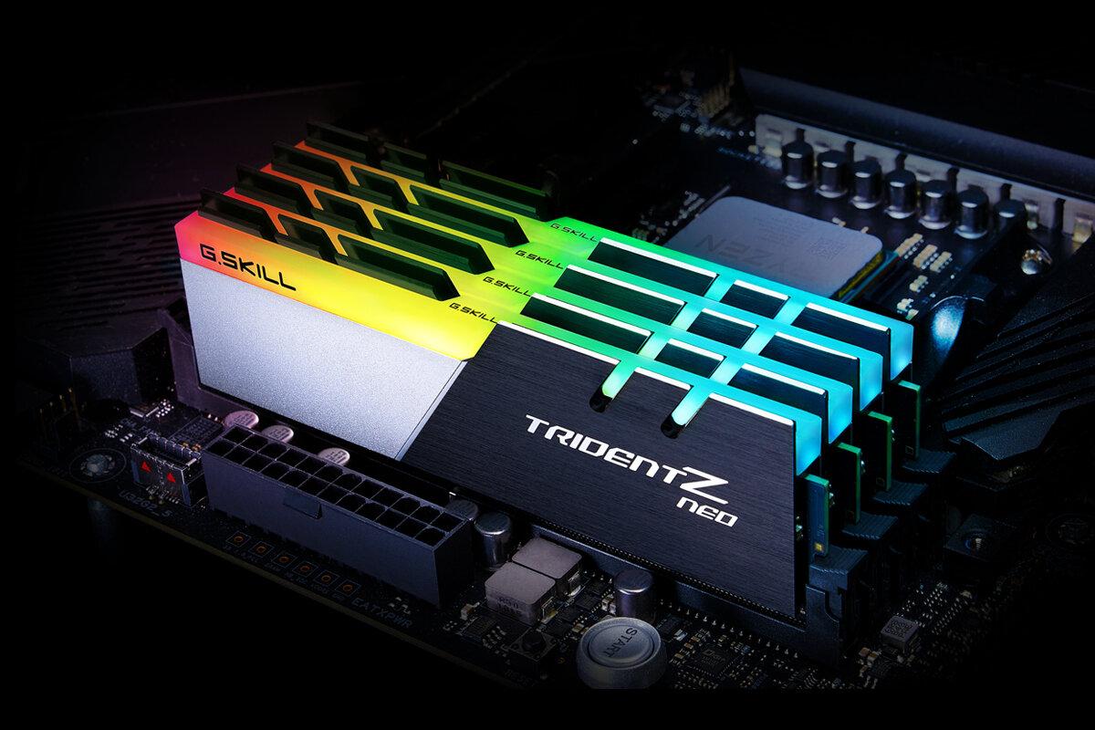 G.Skill Trident Z Neo (AMD Ryzen)