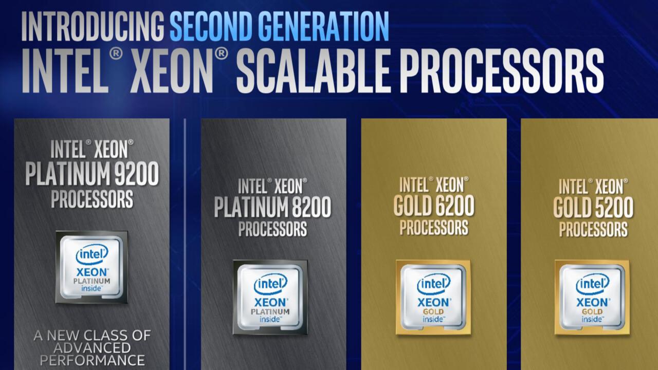 Intel Cascade Lake-SP: Xeons erhalten mehr Leistung durch höhere TDP