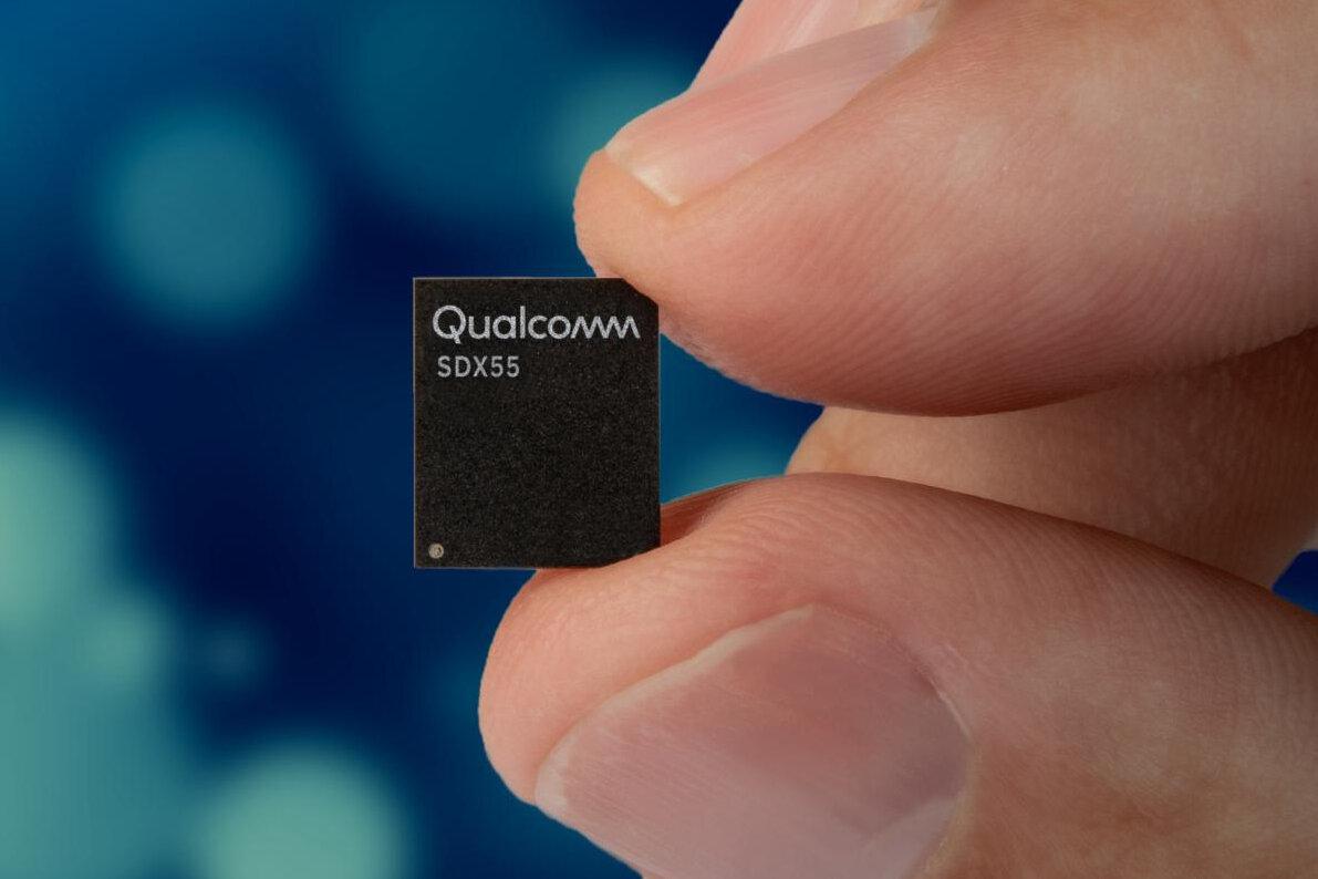 Das Snapdragon X55 ist Qualcomms erstes 5G-Multi-Mode-Modem