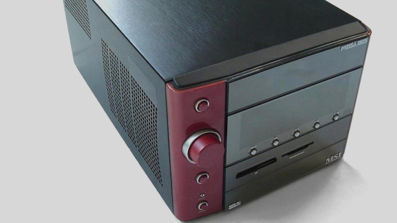 Im Test vor 15 Jahren: Mini-Multimedia-Rechner mit Intel Pentium 4