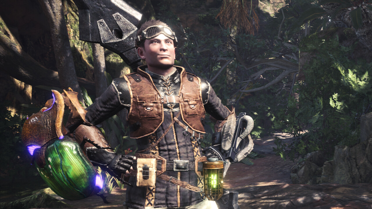Monster Hunter: World: Update 6.1 bringt Nvidias DLSS ab WQHD