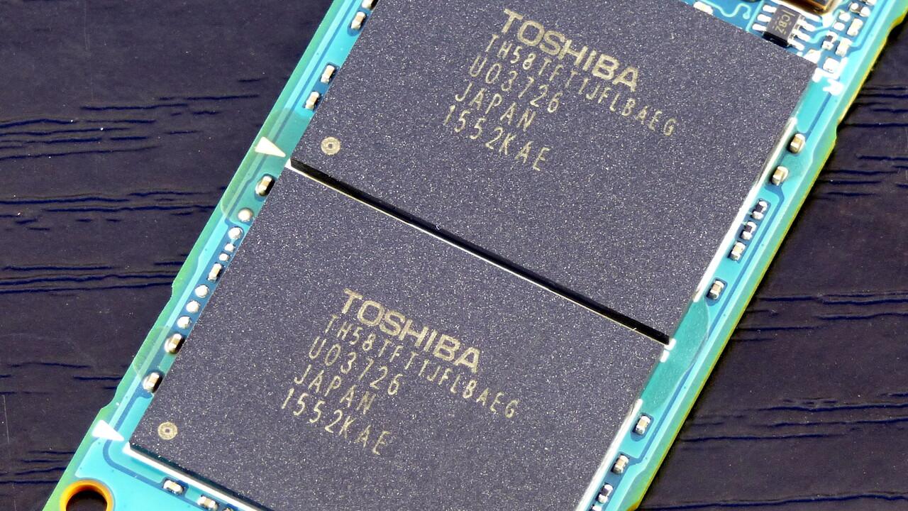 Kioxia: Speicherhersteller Toshiba Memory erhält neuen Namen