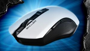 Skiller SGM3: Sharkoons erste kabellose Gaming-Maus kostet 40 Euro