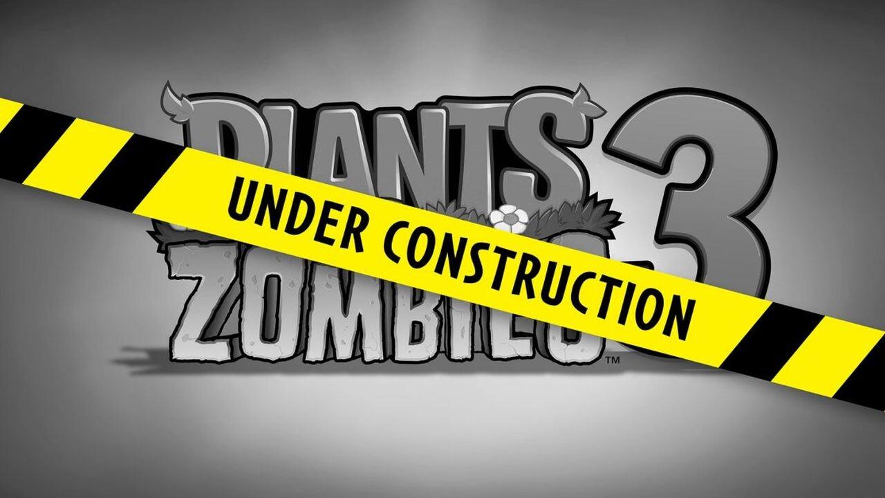 Tower Defense: Plants vs. Zombies 3 mit Pre‑Alpha angekündigt