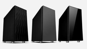 Eins, Zwei & Drei: Cooltek nummeriert neue Budget-Gehäuse durch