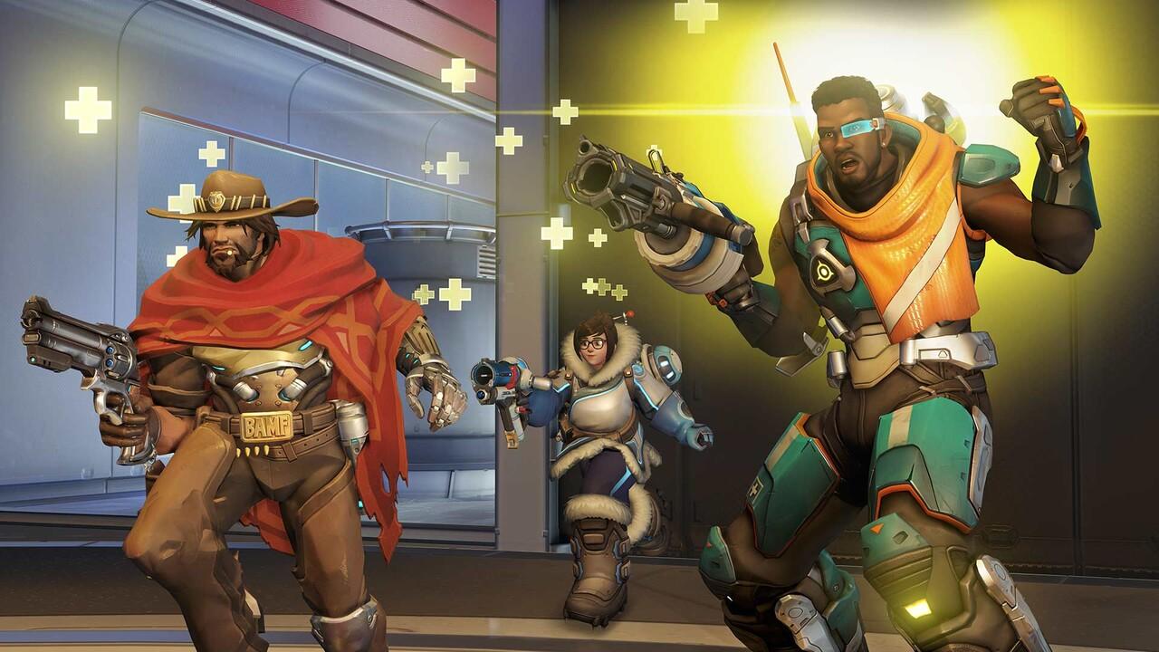 Overwatch: Spieler müssen sich bald auf eine Rolle festlegen