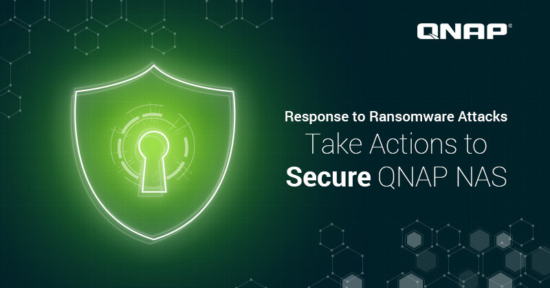 eCh0raix-Ransomware greift QNAP-NAS an