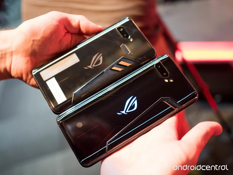 ROG Phone II: Asus setzt auf Snapdragon 855 Plus, 120 Hz und 6.000 mAh