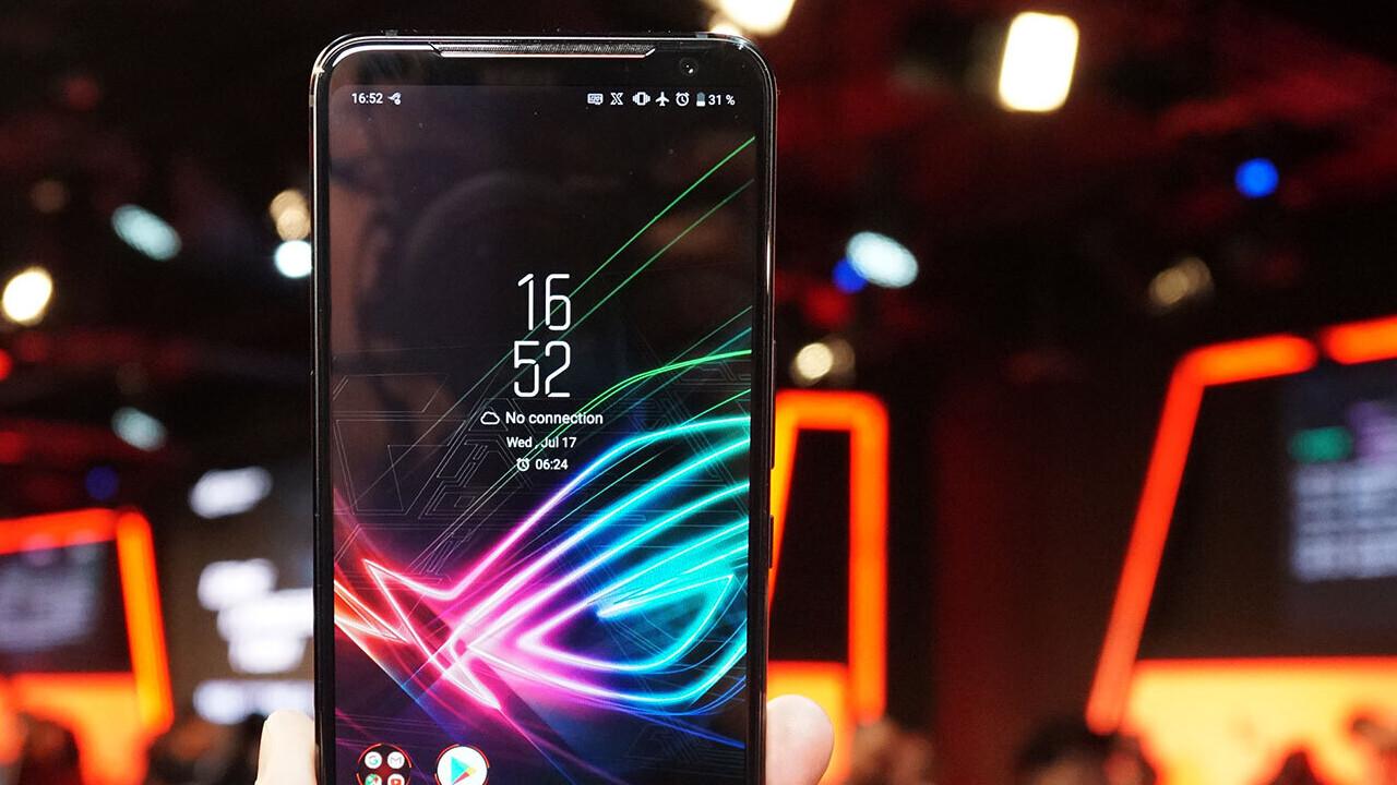 ROG Phone II: Asus setzt auf Snapdragon 855 Plus, 120Hz und 6.000mAh