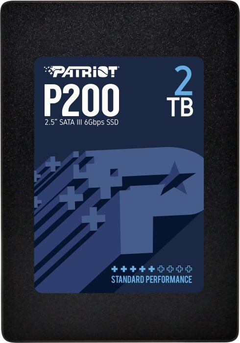 Patriot P200 SSD