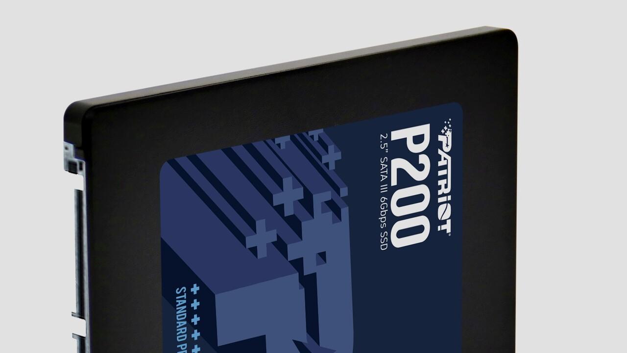 Patriot P200: Neue SSD-Serie setzt auf verschiedene Controller