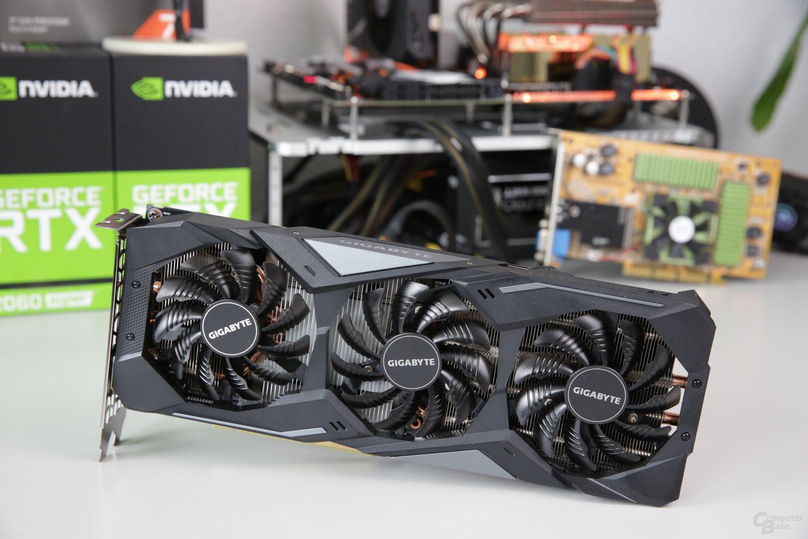 Gigabyte GeForce RTX 2060 Super Gaming PC