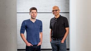 OpenAI: Microsoft investiert 1 Milliarde in KI-Start-up von Elon Musk