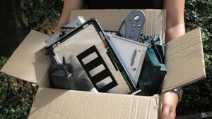 Deutsche Umwelthilfe: Händler nehmen oftmals Elektroaltgeräte nicht zurück